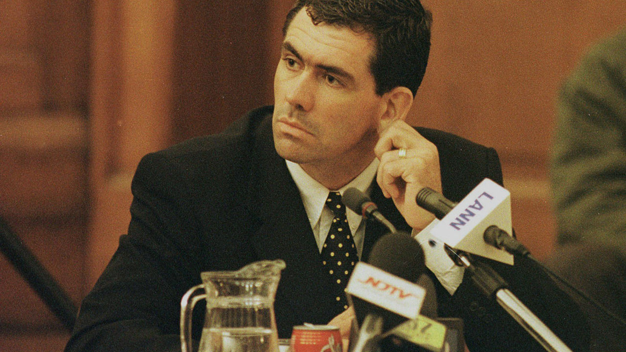 Cronje caught in year 2000